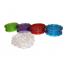 "GRINDER ACRYLIC 2pc 3"" ASSORTED COLORS"