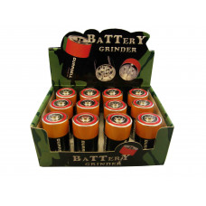 Grinder Battery 4pc With Screen