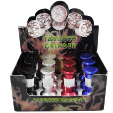 "Grinder Aluminum 4"" Assorted Color"