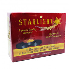 Charcoal Startlight 100pc of 40mm Instant Light