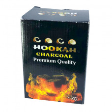 """Hookah Charcoal """"Coco House"""" 10ct"""