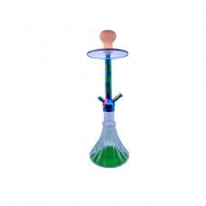 """Hookah 1 Hose 24"""" Flower Vase Mix Colors"""