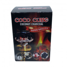 Hookah Charcoal Coco Cube 72pc