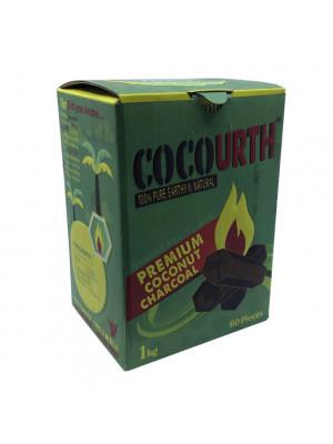 Hookah Charcoal Coco URTH 1kg. 60pc