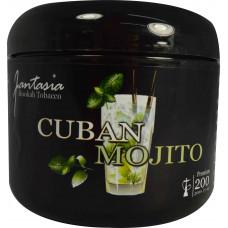 Hookah Fantasia 100g  Cuban Mojito Flv.