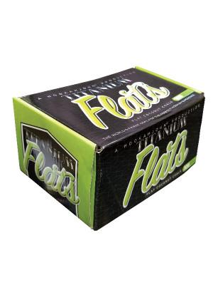 Hookah Titanium Charcoal Coconut Flv. 108pc/box