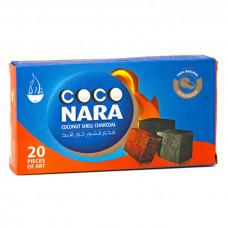 Charcoal Coco Nara Small 20 pcs