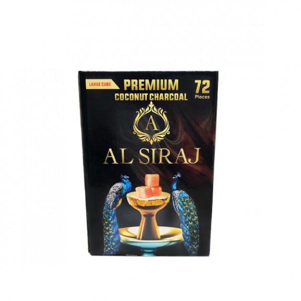 Hookah Charcoal Al Siraj w/Box
