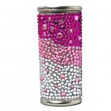 Lighter Case Large Bic Diamonds Wave With Stars