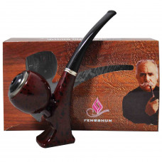 Pipe Sherlock Wooden 6""