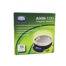 AWS Scale AXIS 100 x .01g