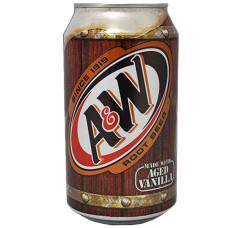 Safe Can A&W Root Beer 12oz