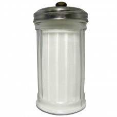 Safe Can Glass Sugar Dispenser
