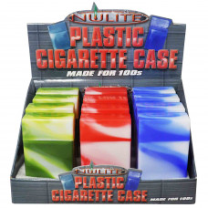 Cigarette Case Nwlite Plastic In Asst Varieties