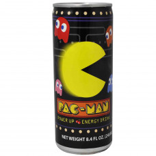 Safe Can Pac-Man Power Up Energy Drink