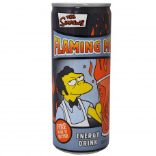 Safe Can Simpsons Flaming Moe Energy Drink