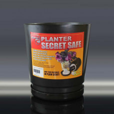 Safe Can Large Flower Pot