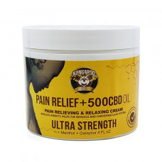 Kangroo  CBD Pain Relief 500mg