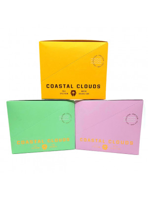 COASTAL CLOUD WATER SOLUBLE  20 pack 2pc/Pack