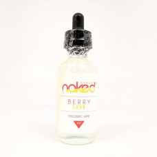 E-liquid  Naked  Berry Lush 0mg 60ml