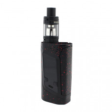 Alien Kit Red & Black Splatter