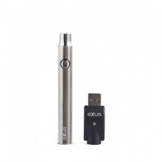 Exus Plus VV Variable Voltage w/Temp Control - Silver