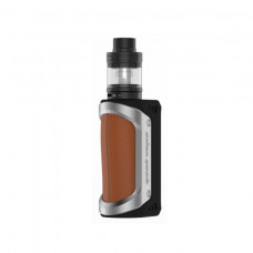 Geek Vape Aegis 100w Silver Brown