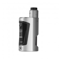Geek Vape Gbox Squonk Kit  Pearl Chrome
