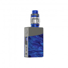 Geek Vape Vova Kit 200W Gunmetal & Cobalt Resin
