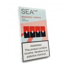 Sea Pods Strawberry Menthol Flv.