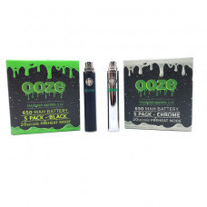 Ooze 650Mah Battery 5pack