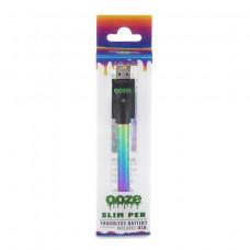 Ooze Silm pen touchless battery + USB 510 Thread - Rainbow