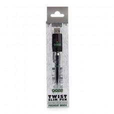 Ooze Slim Pen Touchless Battery + USB -Chrome color