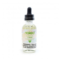 E-liquid  Naked  Green Lemon12mg 60ml