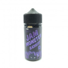 E-liquid  Jam Monster 0mg 100ml