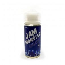 E-liquid  Jam Monster Blueberry 0mg 100ml