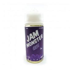E-liquid  Jam Monster Grape 3mg 100ml