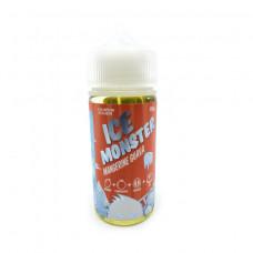 E-liquid  Jam Monster Mangerine Guava 3mg 100ml