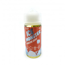 E-liquid  Jam Monster 6mg 100ml
