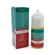Aqua E-liquid Pure salt 30ml 50mg Nicotine