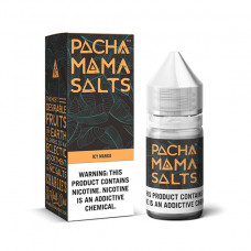 E-liquid  Pachamama Salt 30ml 25mg Nicotine Icy Mango
