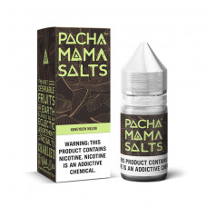 E-liquid  Pachamama Salt 30ml 25mg Nicotine HoneyDew Melon