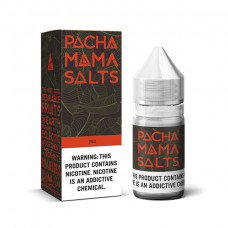 E-liquid  Pachamama Salt 30ml 25mg Nicotine Fuji Apple