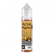 E-liquid  Pachamama Salt 60ml 0mg Nicotine Coconut Cream