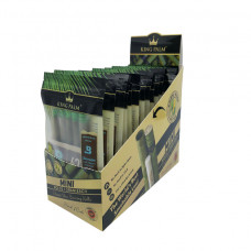King Palm Mini size w/boveda 15ct Holds 1g