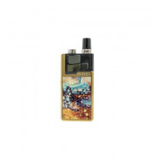 Orion XQ Ultra Portable Kit by Lost Vape Gold Dazzling