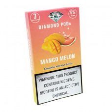 Diamond Pods Mango Melon Flv. 3p/pack