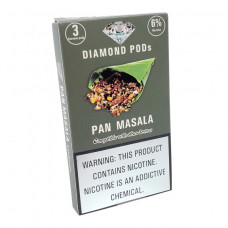 Diamond Pods Paan Masala Flv. 3p/pack