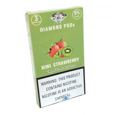 Diamond Pods Strawberry Kiwi Flv. 3p/pack