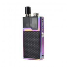Orion XQ Ultra Portable Kit by Lost Vape Rainbow Black Weave